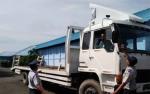 Dishub Kotim Tertibkan Truk Angkutan Menyalahi Aturan