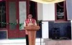 Hujan Deras Warnai Suasana Peresmian Kantor Pengadilan Agama Kuala Pembuang