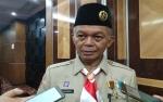 Ketua Domisioner Kwarda Pramuka Kalteng Berharap Ada Review Tenaga Pembina