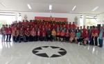 Kontingen Gunung Mas Ikuti 10Cabang Lomba Pada Festival Tandak Intan Kaharingan