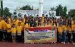 Kontingen Barsel Harus Memiliki Tekad Ukir Prestasi Pada Ajang FTIK Tingkat Provinsi