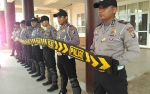 80 Aparat Keamanan Amankan Aksi Mahasiswa di Pulang Pisau