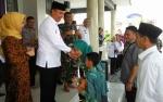 Kedatangan Juara Lasqi Tingkat Nasional Disambut Meriah oleh Warga Sukamara