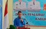 Calon Pemimpin Daerah di Kalteng Diharapkan Lahir dari KNPI