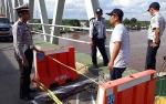 Lantas Polres Kapuas: Kurangi Kecepatan Saat Melintas di Jembatan Pulau Telo