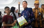 Wali Kota Santuni 11 Korban DBD di Rindang Banua