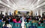 Wakil Bupati Barito Utara Hadiri Natal Lansia Siloam