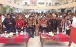 Ini Ditekankan Ketua DPRD Kotim Pada Perayaan Natal Kerukunan Warga Katingan