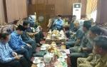 Bupati Lamandau Sambut Kedatangan Anggota DPRD Kalteng