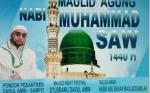 Habib Abu Bakar Mauladdawilah akan Isi Ceramah Maulid Nabi Muhammad di Pesantren Darul Amin
