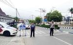 Jajaran Satlantas Polres Barito Utara Jaring 32 Pelanggar Lalu Lintas