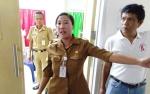 Aksi Pencuri Tas Keluarga Pasien Terekam CCTV RSUD Muara Teweh