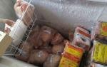 Bulog Kalteng: Harga Daging dan Ayam Beku Lebih Terjangkau