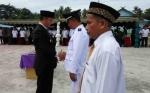 Lantik Ketua BPD Cabang Barat, Ini Pesan Bupati Sukamara