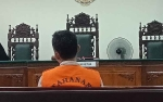 Saat Tidur Simpan Sabu Pria Ini Dihukum 4 Tahun Penjara