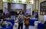 Wakapolda Kalteng dan Wabup Seruyan Bahas Langkah Ciptakan Kondusifitas Daerah