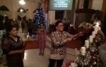 Wakil Bupati Gumas Hadiri Perayaan Natal SPPer Jemaat GKE Sion