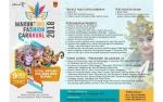 Marunting Fashion Carnaval 2018 Bakal Digelar Pemkab Kobar