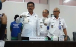 BNN Kalteng Bersama Polsek Sabangau Gagalkan Peredaran 1,5 Ons Sabu