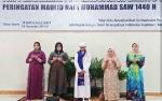 TP PKK Barito Utara Peringati Maulid Nabi Muhammad SAW
