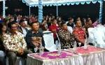 Wakil Bupati Sukamara Hadiri Perayaan Natal Jemaat GBI Permata Sukma
