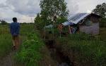 Satu Keluarga Penghuni Gubuk Nyaris Ambruk Jadi Perhatian Legislator Kapuas