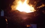 Kebakaran Rumah di Kuala Pembuang Diduga Akibat Arus Pendek Listrik