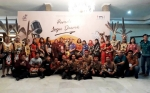 Barito Utara Juara II Parade Lagu Daerah Tingkat Nasional