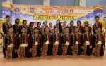 Kotim Raih Peringkat 5 Kejuaraan Nasional Drum Band
