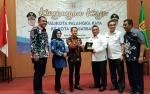 Wali Kota Palangka Raya Belajar Penataan Kota di Banjarbaru