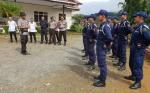 Polsek Katingan Hulu Patroli di Perbatasan Kalteng - Kalbar