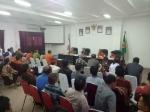 Bupati Gumas Pimpin Rapat Membahas Masalah PT ATA dan Koperasi