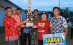 Tim KPU Putra Jawara Turnamen Sepakbola Katingan Cup 1