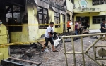 Penyebab Kebakaran Kantor DPD Golkar Kota Palangka Raya Terungkap