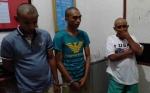 Polisi Amankan 5 Gram Sabu Dari Tiga Tersangka