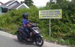 Ketika Plang 'Cabut Nyawa' Efektif Membersihkan Sampah di Sampit