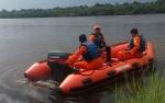Perahu Terbalik Diterjang Angin Kencang, Warga Tanjung Terantang Hilang di Sungai Arut