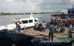 Aktivitas Wilayah Peraiaran Sungai Mentaya Kondusif dan Aman