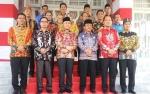 Ini Daftar DIPA 2019 Diterima Bupati/Wali Kota Dari Gubernur Kalteng