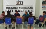 Dukung Visi Gubernur, IJTI Kalteng Kaji Banding ke Bali