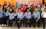 Kelurahan Mentawa Baru Hilir Adakan Pemeriksaan Deteksi Dini Kanker Payudara dan Rahim