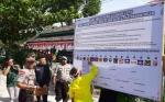 Deklarasi Pemilu Damai Bergema di Kecamatan Katingan Hilir