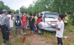 Tabrakan Mobil Dinas vs Ambulans, Plt Kepala Dinas Pendidikan Barito Timur Dikabarkan Tewas