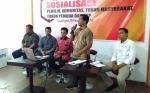 KPU Katingan Gelar Dialog Publik Pemilu 2019