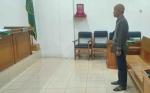 Udin Pemilik Sabu Divonis 4 Tahun 10 Bulan Penjara