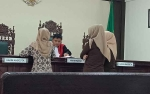 Praperadilan Mantan Kades Bagendang Tengah, Kedua Belah Pihak Ajukan Bukti Surat