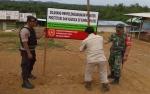 Koramil dan Polsek Terus Pantau Pasca Penutupan Lokalisasi Pangkut