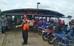 Dishub Kapuas Ingatkan Motoris Fery Penyeberangan Utamakan Keselamatan Penumpang