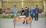 Lima Fraksi Setujui Raperda RTRWK Barito Utara