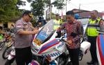 Operasi Lilin Telabang, Bupati dan Kapolres Kotim Kompak Berkomitmen Jaga Kondusifitas Daerah